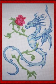 Rose and Dragon