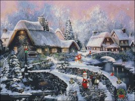Country Christmas - Large