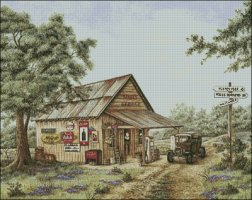 Country Store - Large