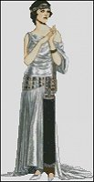 Egyptian Style Gown