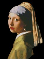 Girl with a Pearl Earring - Large