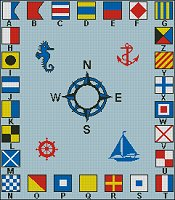 Nautical Sampler