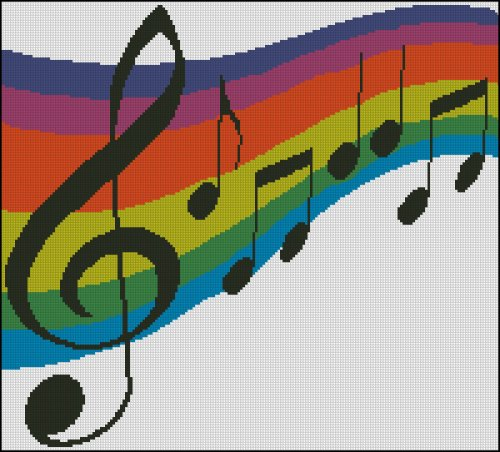 Musical Notes - Click Image to Close