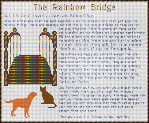 The Rainbow Bridge - Click Image to Close